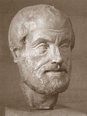 aristoteles efigie
