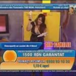 call tv rumania presentadora enfadada telefono