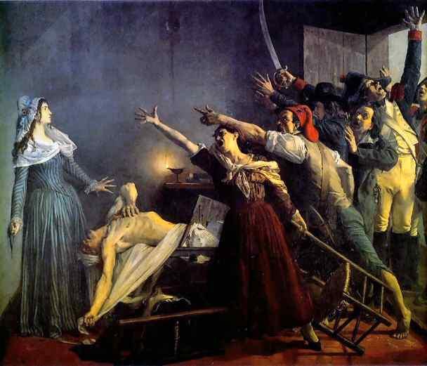 carlota-el asesinato de_marat