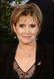 carrie fisher actriz