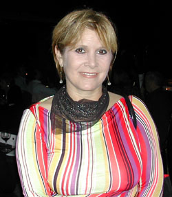 carrie fisher ahora now