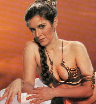 carrie fisher before