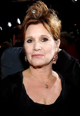 carrie fisher despues