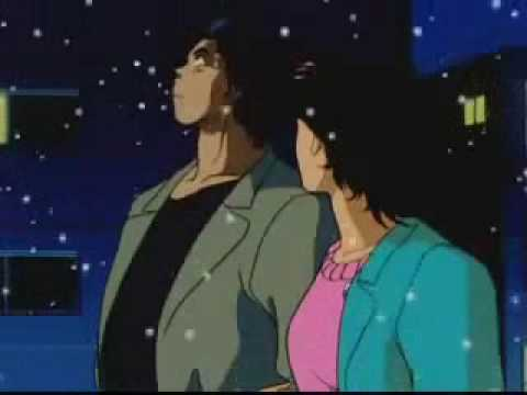 city hunter ending atsuku naretara