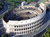 coliseo romano italia roma maravilla mundo