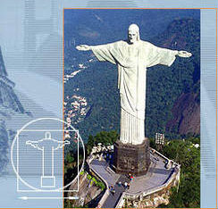 cristo redentor maravilla brasil