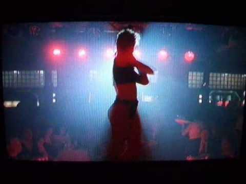 flashdance strip baile