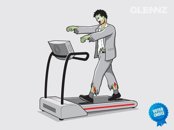 frankenstein-on-a-treadmill