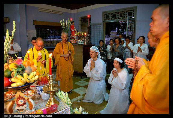 funeral budista Vietnam