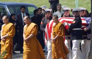 funeral budista