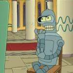 """Momentos Futurama: """"Tu no me caes bien, y yo tampoco te caigo bien"""""""
