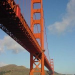 golden bridge puente