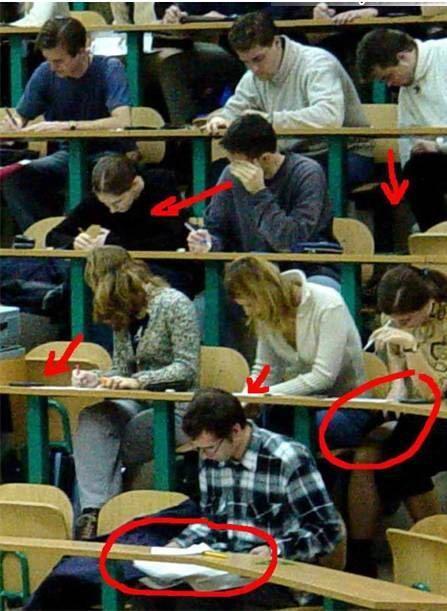 humor-imagenes-copiando-examenes
