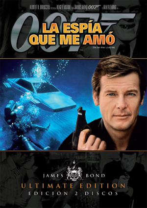 james bond 007 la espia que me amo