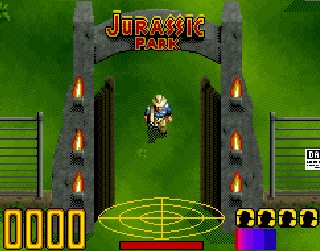 jurassic_park_snes video juego