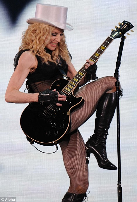 madonna-sticky-tour-wembley-daily-mail