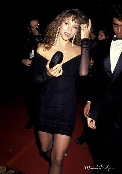 mariah carey 1991 antes