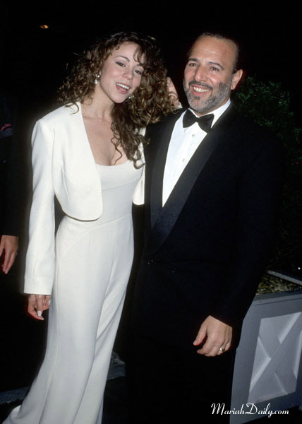 mariah carey 1993 tony mottola