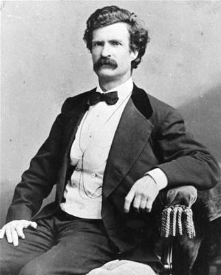 mark twain escritor
