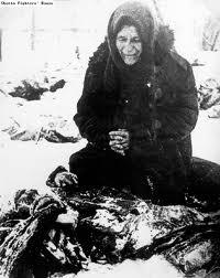 mujer rusa hijo muerto nazis ucrania