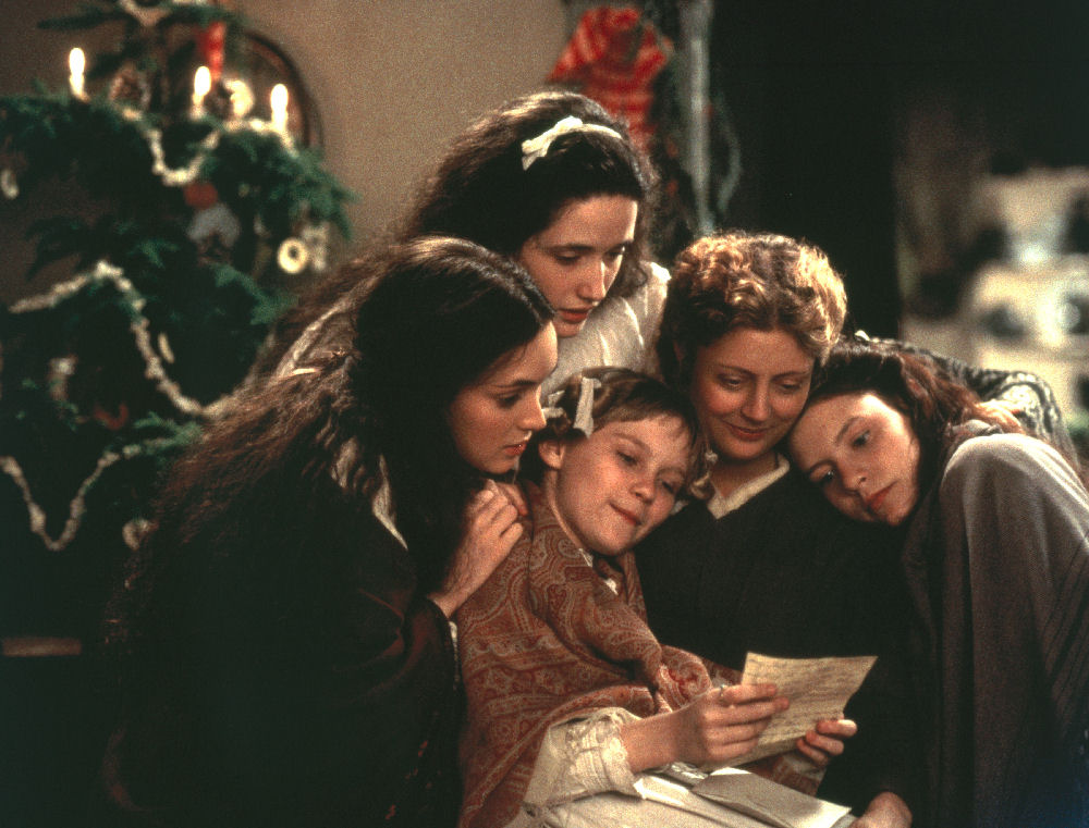 mujercitas-little-women familia march