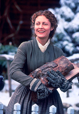 mujercitas-susan-sarandon-Mrs Marmee March