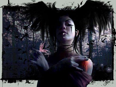 mujeres-fantasia-magia-gotica