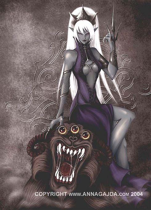 mujeres-fantasia-magia-monstruo