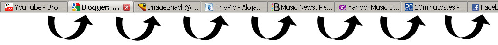 pestanas navegador firefox internet explorer moverse