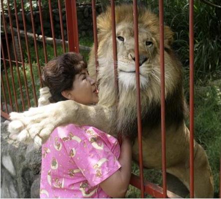 refugio beso ana julia jupiter leon
