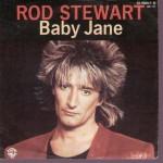 rod stewart baby jane