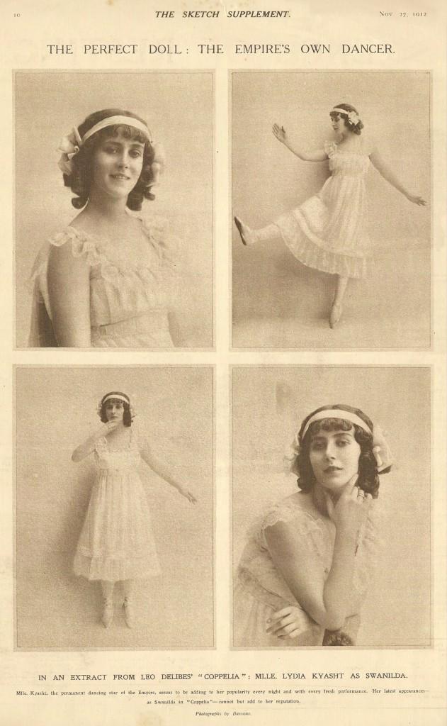 sketch supplement 1912 26