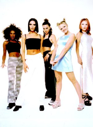 spice-girls chicas picantes