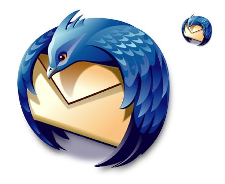 thunderbird gestor correo