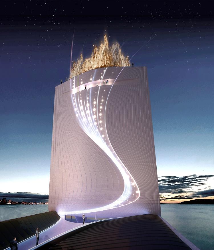 torre solar olimpiadas rio janeiro 2016