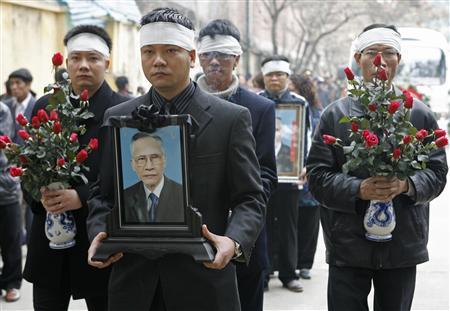 vietnam funeral budista