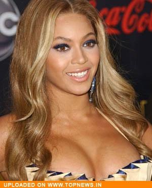 Beyonce Knowles 2008