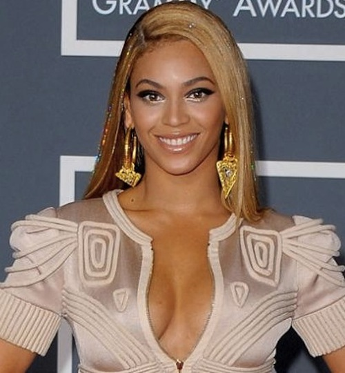 Beyonce Knowles 2010 grammys