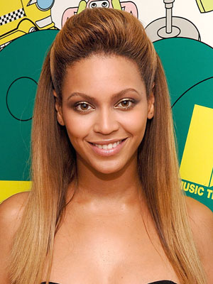 Beyonce Knowles Oct_14_2008