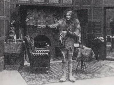 Frankenstein mary shelley 1910