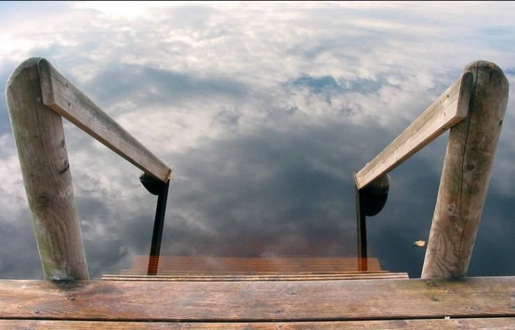 arte-imagenes-escaleras cielo