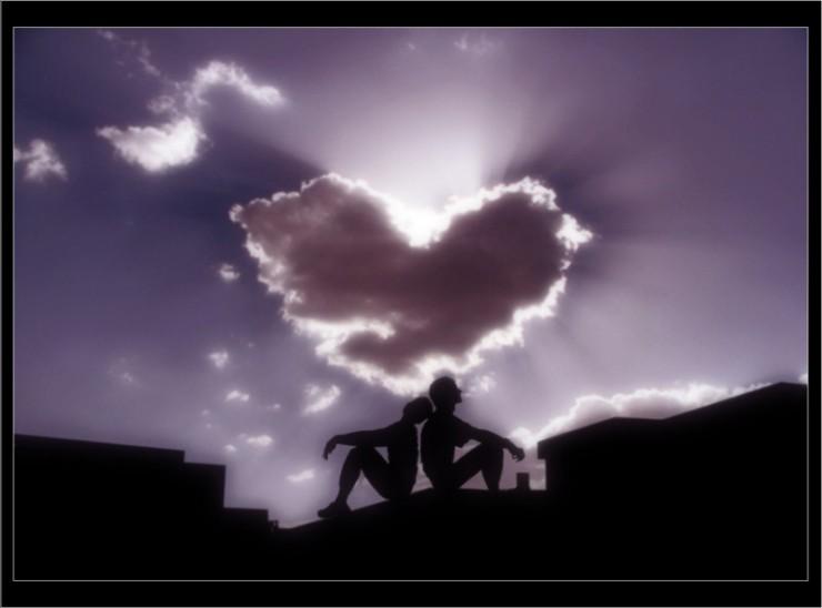 arte-imagenes-nube-enamorados