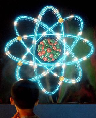 atomo-luz