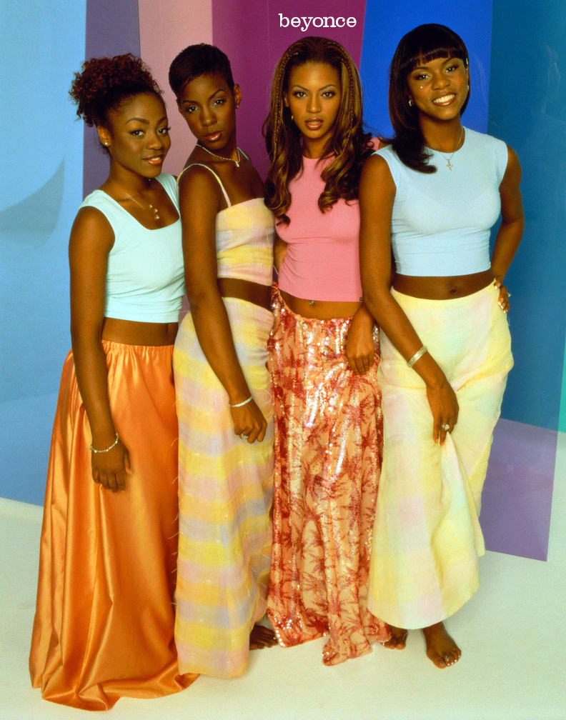 beyonce destinys child before antes 2
