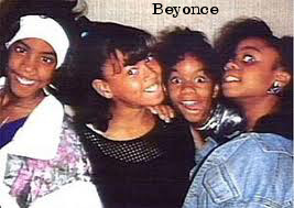 beyonce girls tyme joven young 1