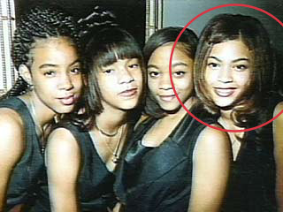 beyonce girls tyme joven young 14 anos