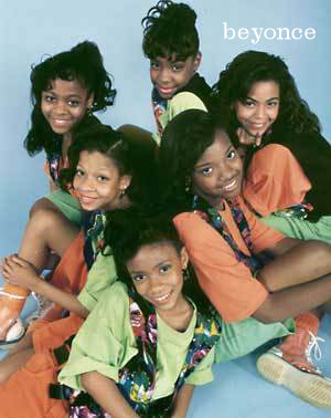 beyonce girls tyme joven young 2