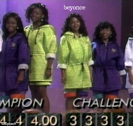 beyonce girls tyme joven young 3