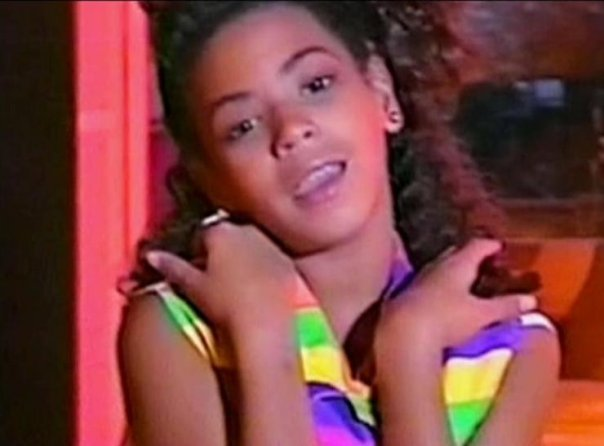 beyonce girls tyme joven young 6
