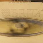Partículas y gránulos en los filtros Brita (actualización)